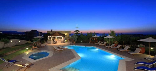 7 nights in Oct at the 4* Kreta Natur, Crete, Greece