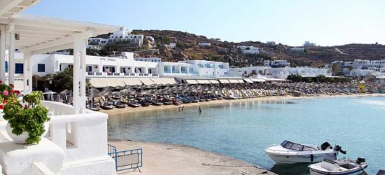 7 nights in Sep at the 4* Petinos Hotel, Mykonos, Greece