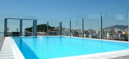 3* break in Barcelona