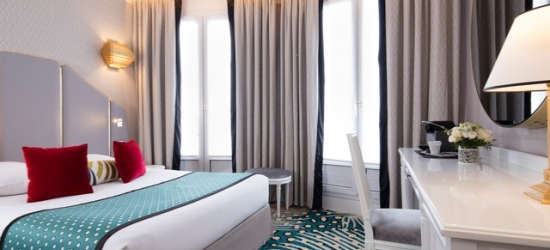 £100pp Based on 2 people per night | Hôtel Victor Hugo Paris Kléber, Paris, France