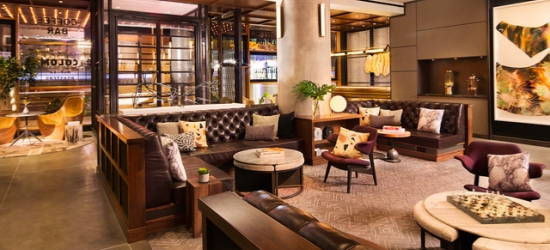 £179pp Based on 2 people per night | Kimpton Eventi, New York, USA
