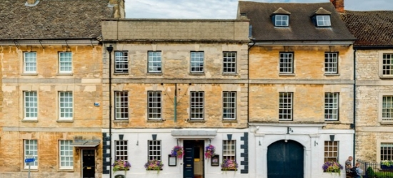 £109pp Based on 2 people per night | The Marlborough Arms, Woodstock, Oxfordshire