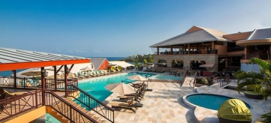 All-inclusive adults-only Tobago holiday at a spa retreat, Le Grand Courlan Spa Resort, Caribbean