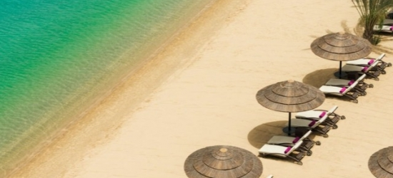 £155pp Based on 2 people per night | Le Méridien Abu Dhabi, Abu Dhabi, UAE