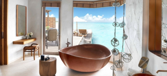 £518pp Based on 2 people per villa per night | Fairmont Maldives - Sirru Fen Fushi, Shaviyani Atoll, Maldives