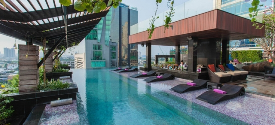 £88pp Based on 2 people per night | Mode Sathorn Hotel, Bangkok, Thailand