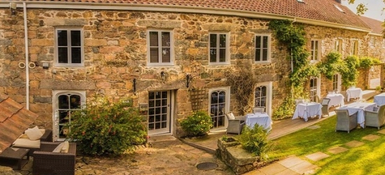 Luxury Guernsey holiday at a boutique hotel with car hire, Bella Luce Hotel, St Martin