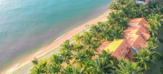 £53pp Based on 2 people per night | Famiana Resort & Spa, Phu Quoc Island, Vietnam