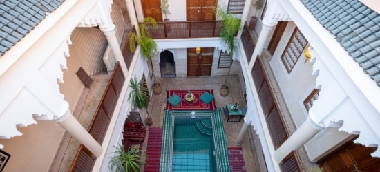 £58pp Based on 2 people per night | Riad Ali Baba, Marrakech, Morocco