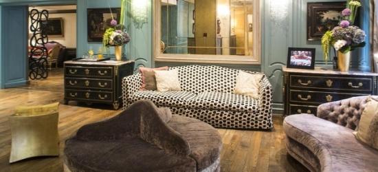 £242pp Based on 2 people per night | Castille Paris, Paris, France