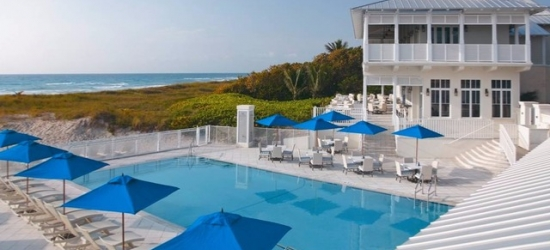 £159pp Based on 2 people per night | The Seagate Hotel & Spa, Delray Beach, Florida