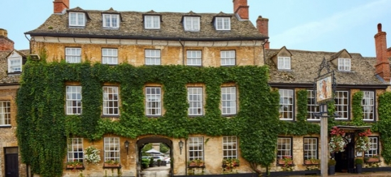 £99pp Based on 2 people per night | Macdonald Bear Hotel, Woodstock, Cotswolds