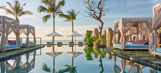 Luxury Bali break with rainforest villa, private pool & 5* beach bliss, Payangan, Purnama Beach & Nusa Dua