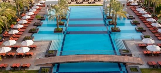 £233pp Based on 2 people per night | Jumeirah Zabeel Saray, Dubai, UAE