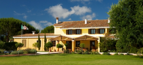 €27 per persona a per notte | Is Benas Country Lodge, San Vero Milis, Sardegna