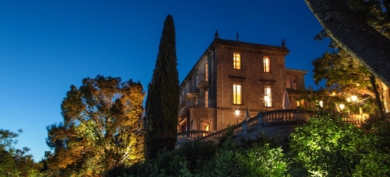 Based on 2 people per night | Picturesque Provence stay in a converted 17th-century manor, L'Auberge de Noves, France