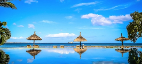 $ Based on 2 people per night | All-inclusive 5* Mauritius stay on the sands of Balaclava Bay, InterContinental Resort Mauritius, Indian Ocean
