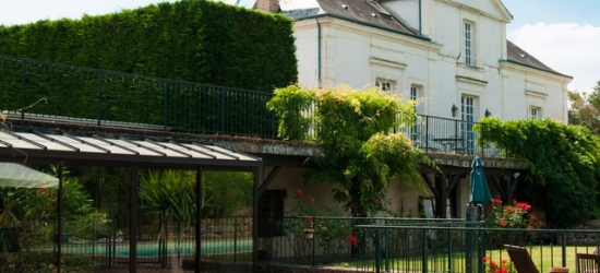 Based on 2 people per night | Peaceful stay in France's Loire Valley, Domaine de la Courbe, Pays-de-la-Loire, France