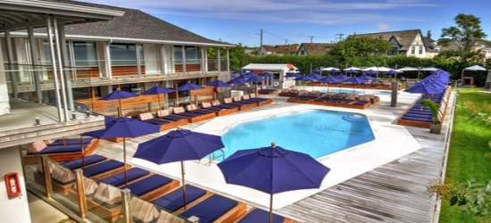 $ Based on 2 people per night | Boutique Hamptons hangout a block from the beach, The Montauk Beach House, New York