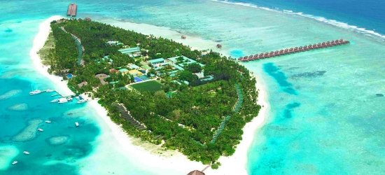 Maldives: 4-star week, transfers & meals