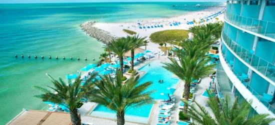Florida: 14-nt twin-centre holiday