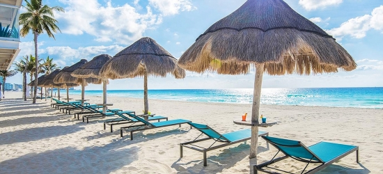 Mexico: all-inc beachfront holiday