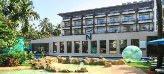 Goa: tropical 5-star holiday w/breakfast & flights