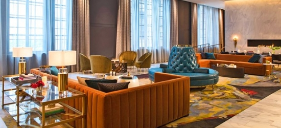 £93 -- Chicago Theater District Hotel: 40% Off Weekends