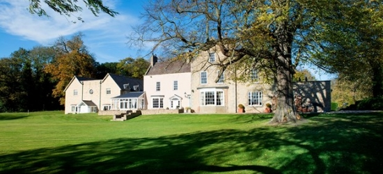 £79 -- County Durham getaway w/meals & bubbly, up to 52% off