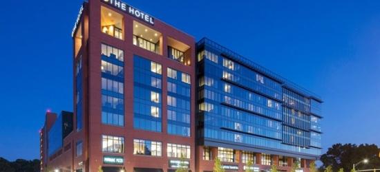 £128 & up -- Upscale Hotel near U. of Maryland, 45% Off