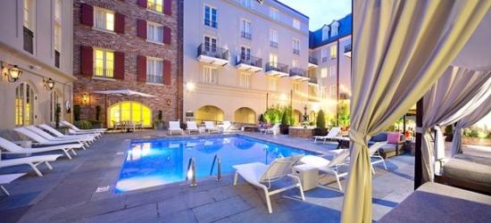 £91-£100-- New Orleans French Quarter Hotel w/Breakfast