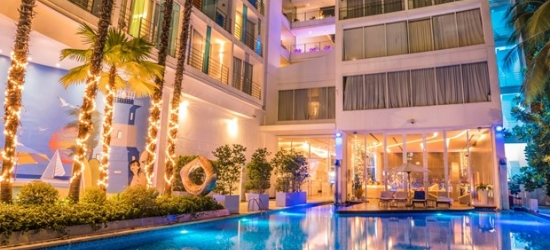 £225-- 3-Night MGallery Stay in the Heart of Pattaya, 32% Off