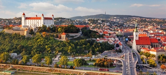 6-9nt Prague, Vienna & Bratislava Getaway, Flights & Train Transfers