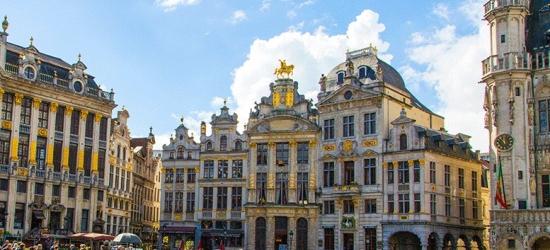 1-3nt Brussels City Escape, Breakfast & Return Eurostar