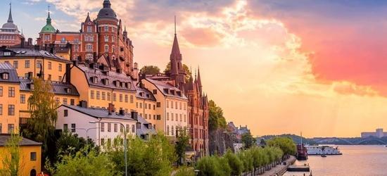 2-3nt 4* Stockholm City Escape