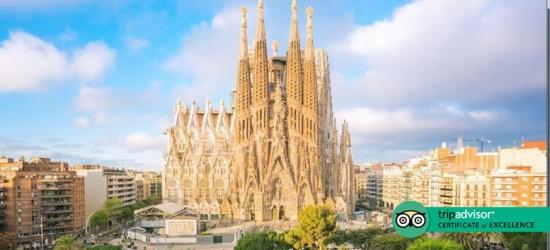 2-3nt Central Barcelona Escape
