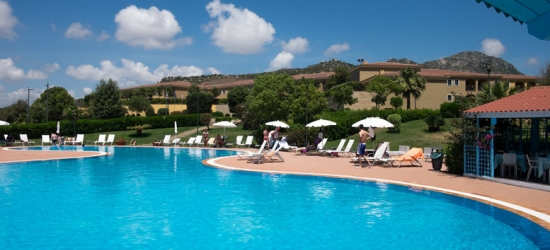 3-7nt 4* Sardinia Getaway, Breakfast