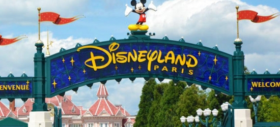 2-4nt 4* Disneyland Paris Escape, 1-Day 1-Park Ticket