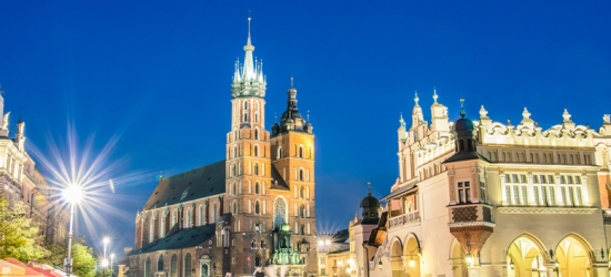 2-4nt 4* Krakow Spa Holiday, Transfers