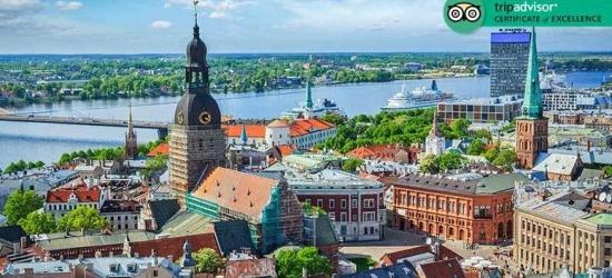 2-4nt 4* Central Riga City Break, Breakfast