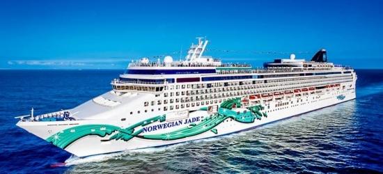 6nt Full-Board Phuket, Langkawi & Penang Cruise - Norwegian Jade!