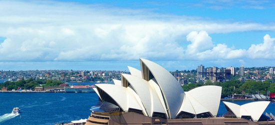 10nt Full-Board Australia & New Zealand Cruise - Norwegian Jewel
