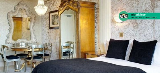 1-2nt Award-Winning Liverpool City Stay for 2 @ 4* 30 James Street