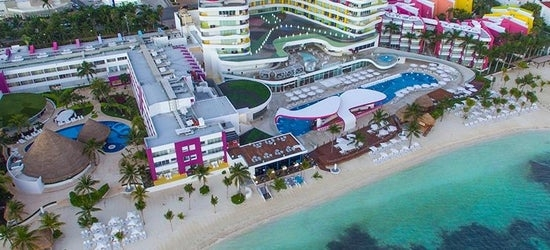 7nts at the 4* Temptation Cancun Resort, Cancun