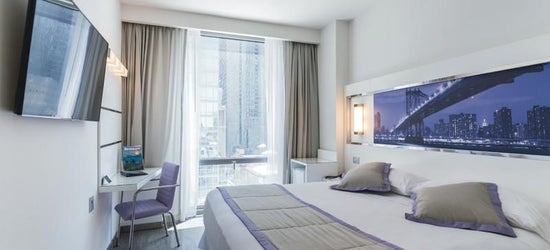 7nts at the 4* RIU Plaza New York Times Square, New York