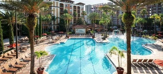 7nts at the 4* Floridays Resort Orlando, Florida