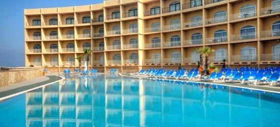 7nts at the 4* Paradise Bay Hotel, Mellieha