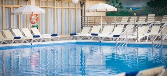 7nts at the 4* H.TOP Royal Beach Hotel, Costa Brava