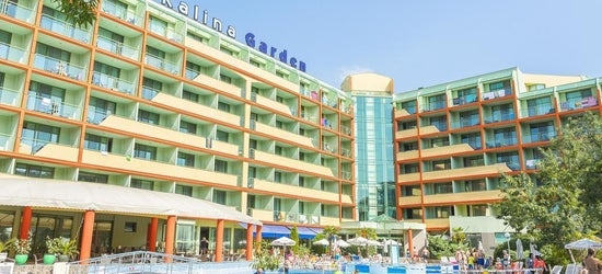7nts at the 4* MPM Hotel Kalina Garden, Sunny Beach