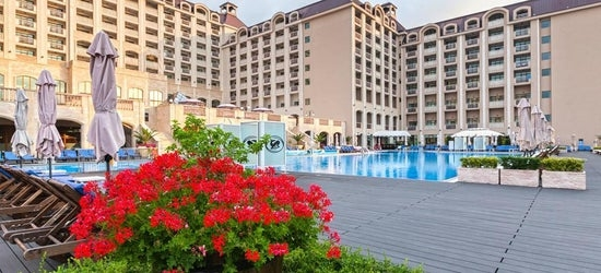 7nts at the 5* Melia Grand Hermitage, Golden Sands